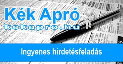 Ingyenes hirdetésfeladás - apróhirdetés feladás ingyen - Kék Apró hirdetési oldal a Hirdetés Expressz utódja